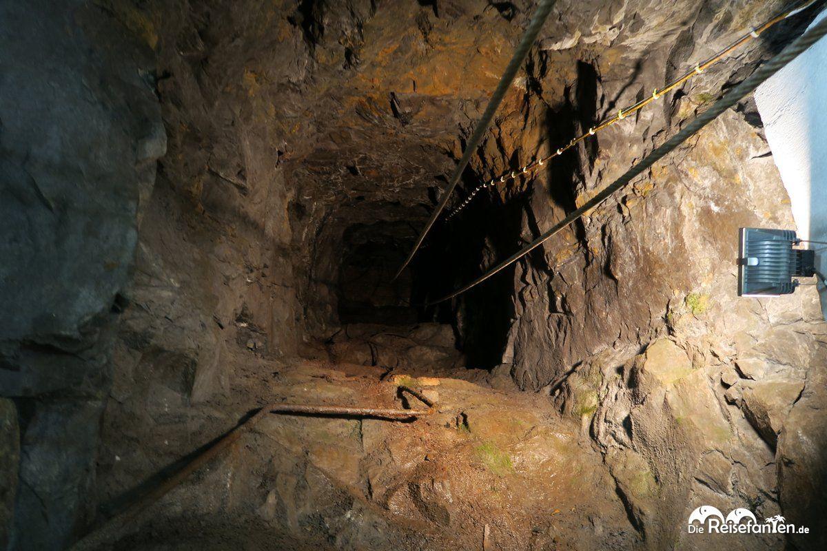 Der 19-Lachter-Stollen in Wildemann