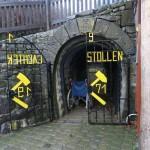 Der Eingang zum 19-Lachter-Stollen in Wildemann