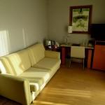 Geräumige Suite im NH Hotel CastellónTurcosa