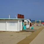 Kalte Getränke gibt es an der Strandbar an der Playa Gurugu