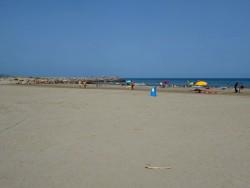 An der Playa Gurugu