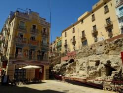 Ausgrabungen mitten in der Innenstadt von Tarragona