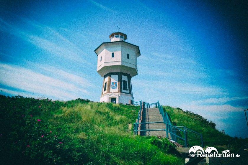Der Leuchtturm auf Langeoog