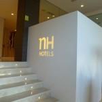 Eingangsbereich des NH Hotel Castellón Turcosa