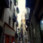 Spaziergang durch El Born bzw La Ribeira  in Barcelona