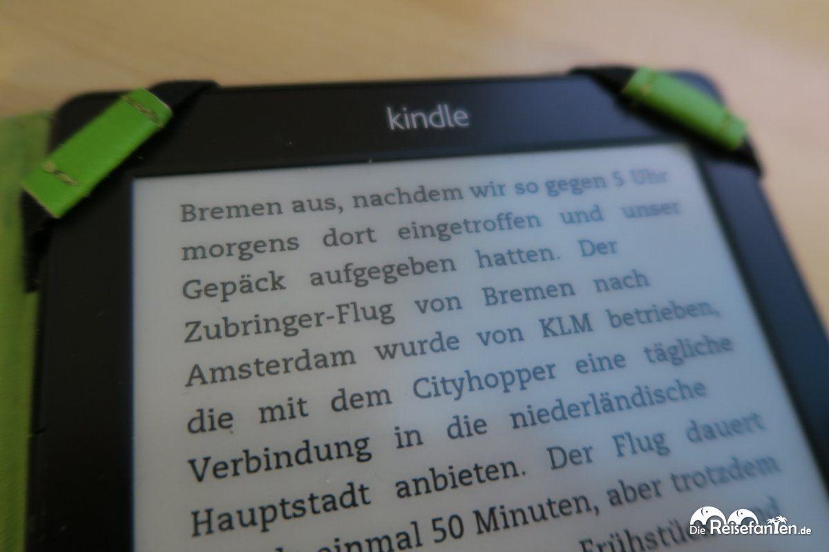 Unser neues eBook auf dem Kindle Classic