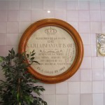 Seit 1909 gibt es in Valencia die Horchateria de Santa Calina