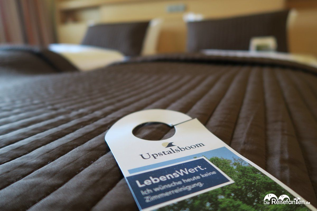 Zu Gast im Upstalsboom Landhotel Friesland