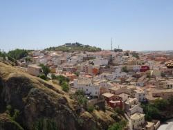 Blick auf Cuenca in Spanien