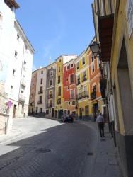 Die Altstadt von Cuenca in Spanien