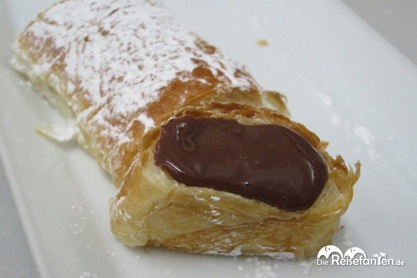 Süßes Gebäck in der Horchateria de Santa Catalina in Valencia