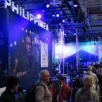 Aufwendiger Messestand der Philippinen auf der ITB in Berlin 2016