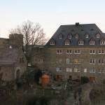 Blick auf die Burg Rheinfels bei St. Goar