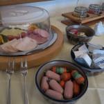 Ein gutes Frühstück im Landgasthof Rebstock
