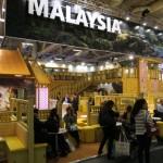 Messestand von Malaysia auf der ITB in Berlin 2016