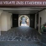 Auch ein guter Sinn für Humor ist in St. Goar und auf Burg Rheinfels beheimatet