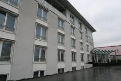 Das Hotel Maifeld von außen
