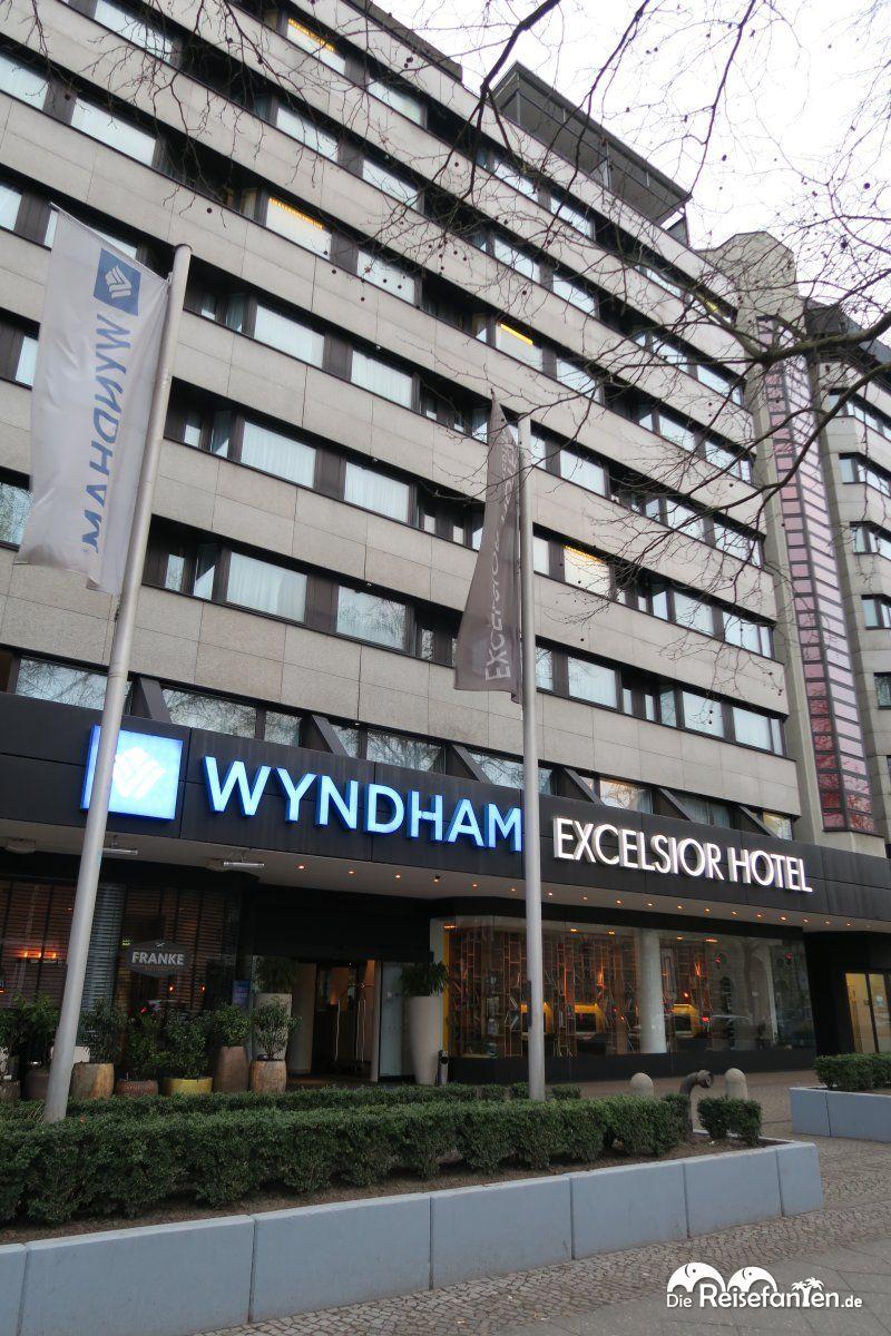 Hotel Wyndham Excelsior in Berlin | reisefanten.de