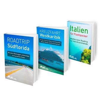 eBooks zu unseren Reisen