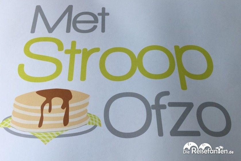 Das Restaurant Met Stroop Ofzo in Emmen