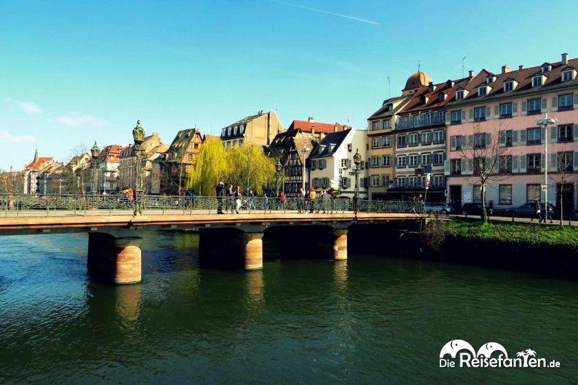 Ein Mix von Amsterdam und Paris in Straßburg