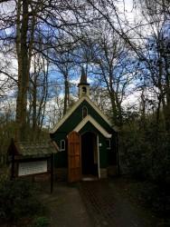 Alte Kirche im Veenpark in Emmen