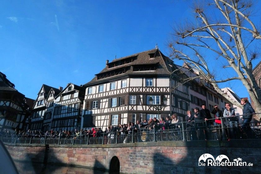 Das Gerberviertel von Straßburg