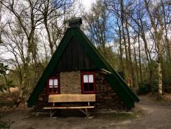 Die Siedlung der Torfstecher im Veenpark in Emmen
