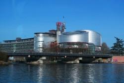 Europäischer Gerichtshof für Menschenrecht in Straßburg