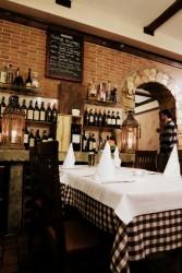 Italienisches Flai in der Osteria Caruso in Berlin