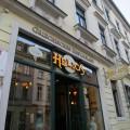 Das griechische Restaurant Helios in Dresden