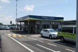 Die Gepäckaufbewahrung am Flughafen Mailand-Bergamo