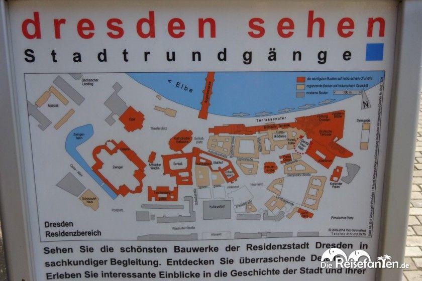 Ein Stadtrundgang durch Dresden