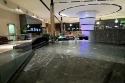 Wasserspiele im T Hotel Cagliari auf Sardinien
