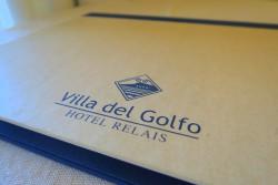 Logo des Villa del Golfo
