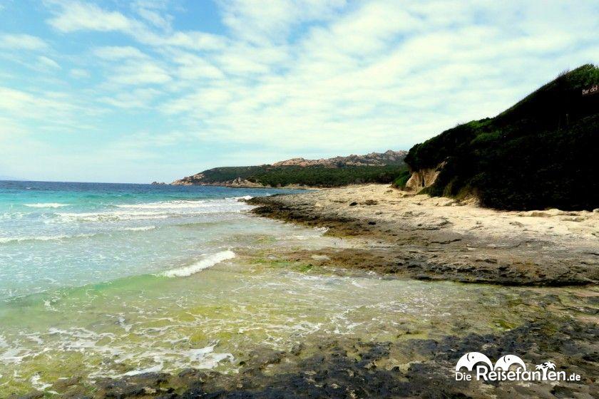 Strand von Santa Teresa Di Gallura