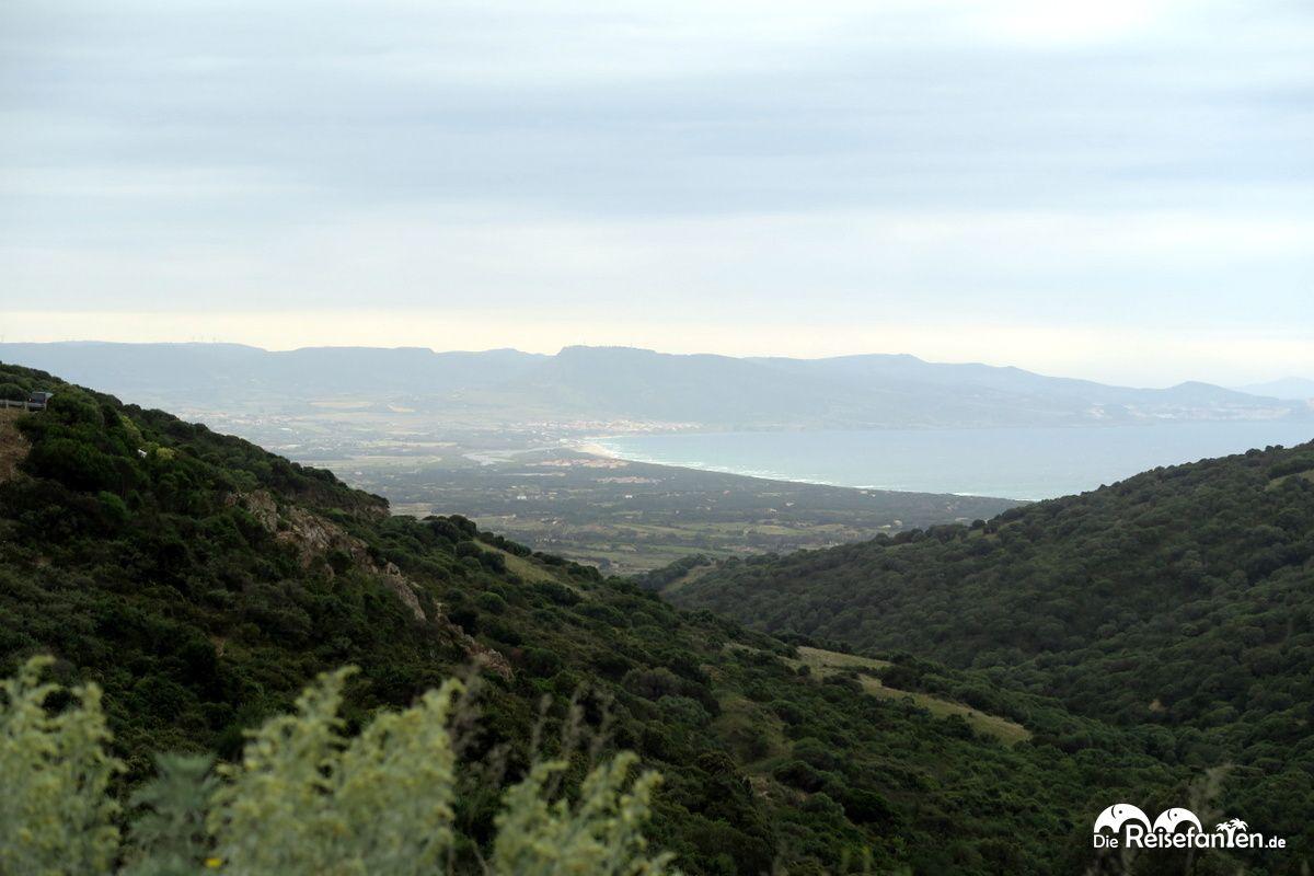 Valledoria liegt am Golf von Asinara