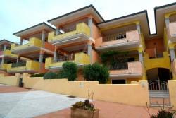 Viele bunte Häuser gibt es in Santa Teresa Di Gallura