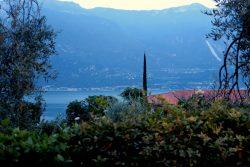 Oberhalb des Gardasees befindet sich in Limone das Restaurant Tovo