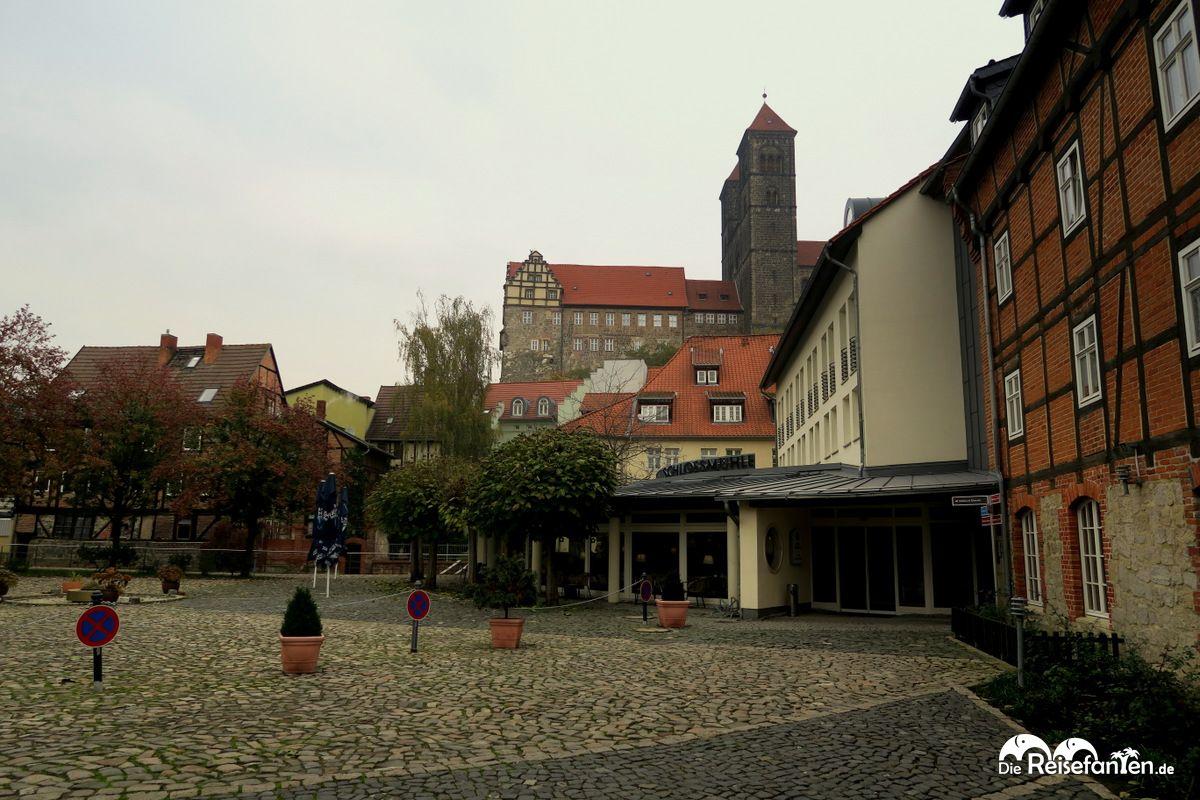 Außenansicht des Best Western Hotel Schlossmühle in Quedlinbur