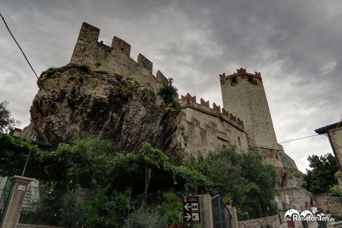 Das Castello in Malcesine