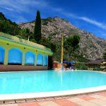 Erwachesenen Pool des Hotel San Pietro in Limone