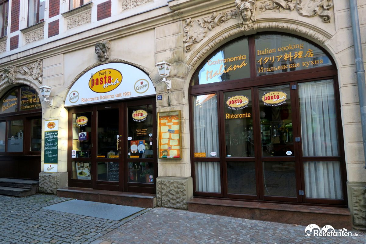 Restaurant Pasta Mia in Quedlinbur