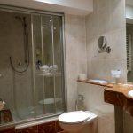 Badezimmer im Best Western Hotel Schlossmühle in Quedlinbur