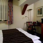 Kleines Doppelzimmer im Best Western Hotel Schlossmühle in Quedlinbur