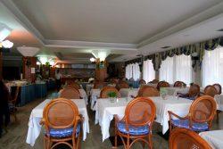 Speisesaal der Hotels San Pietro und Cristina