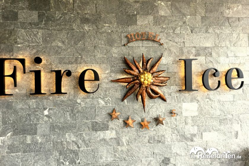 Logo vom Hotel Fire Ice in Neuss