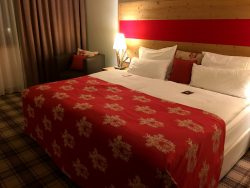 Doppelzimmer im Hotel Fire Ice in Neuss