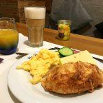 Frühstück im Hotel Fire Ice in Neuss