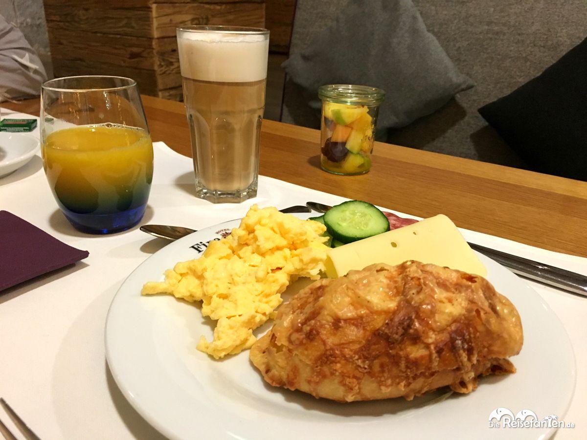 Frühstück Im Hotel Corona